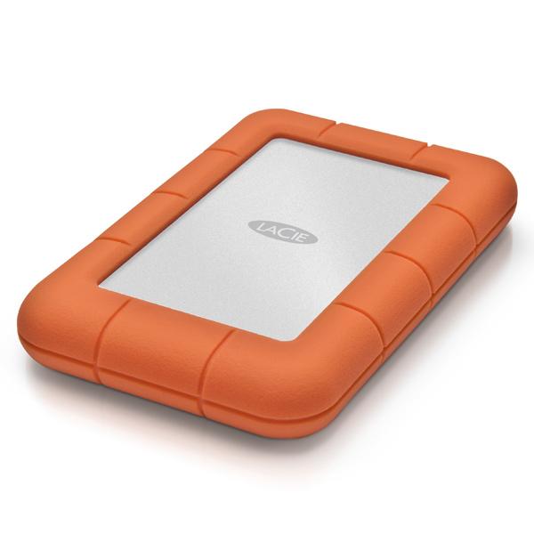 Купить Внешний жесткий диск с Thunderbolt LaCie Rugged Thunderbolt 250GB SSD (9000490) недорого