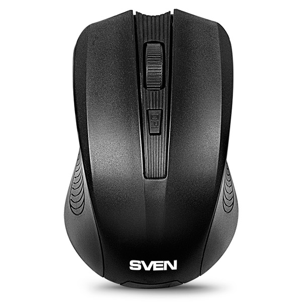 Мышь беспроводная Sven RX-300 Wireless Black