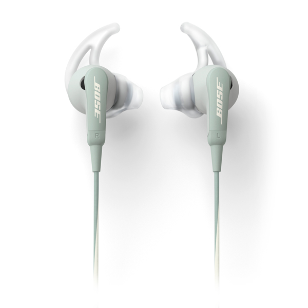 Спортивные наушники Bose SoundSport In-Ear Frost to Apple