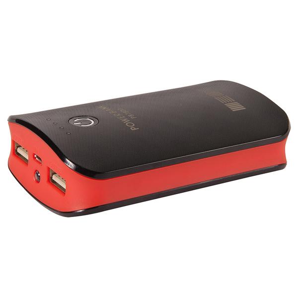 Внешний аккумулятор InterStepВнешние аккумуляторы<br>Вид гарантии: по чеку,<br>Габаритные размеры (В*Ш*Г): 97*62*27 мм,<br>Зарядка от USB порта: Да,<br>Вес: 180 г,<br>Индикация заряда аккумулятора: Да,<br>Базовый цвет: черный,<br>Время зарядки аккумулятора: до 6 часов,<br>Встроенный фонарик: Да,<br>Рабочее напряжение: 5.0 В,<br>Порт microUSB 2.0: 1,<br>Страна: КНР,<br>Индикация включения: Да,<br>Тип аккумулятора: Li-Ion,<br>Емкость аккумулятора: 7800 мАч,<br>Максимальная нагрузка (мА): 2100,<br>Конструкция аккумулятора: встроенный,<br>Порт USB 2.0 тип A: 1 шт,<br>Количество светодиодов: 1<br><br>Вес г: 180<br>Цвет : черный/красный