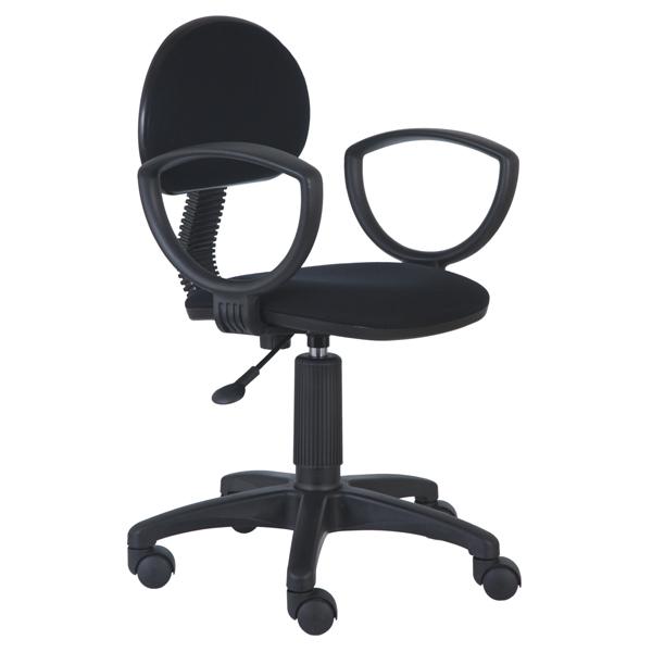 Кресло компьютерное Бюрократ CH-213AXN/B