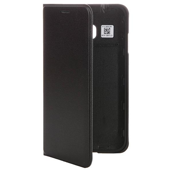Чехол для сотового телефона Samsung Flip Cover J1 Mini Black (EF-FJ105PBEGRU) аксессуар чехол samsung sm j105 galaxy j1 mini flip cover gold ef fj105pfegru