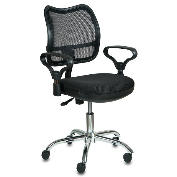 Кресло компьютерное Бюрократ CH-799SL/TW-11 бюрократ ch 799sl or tw 96 1