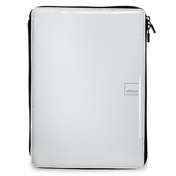 Кейс для iPad mini Acme MadeКейсы для iPad mini<br>Кейс д/пл. комп.: iPad mini,<br>Материал корпуса: неопрен,<br>Серия: Slick Case,<br>Тип застежки: молния,<br>Количество отделений: 1,<br>Высота: 23.5 см,<br>Глубина: 2.5 см,<br>Вид гарантии: по чеку,<br>Ширина: 15 см,<br>Страна: КНР,<br>Базовый цвет: другие цвета,<br>Цвет: белый<br><br>Ширина см: 15<br>Глубина см: 2.5<br>Высота см: 23.5<br>Цвет : белый