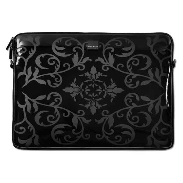 ���� ��� MacBook Acme Made Smart Laptop Sleeve, MB Pro 15 Wet Black Antic