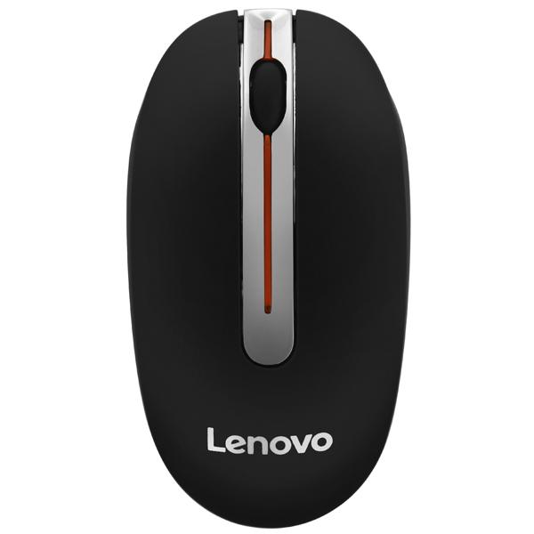 Мышь беспроводная Lenovo N3903А Black (888012044)