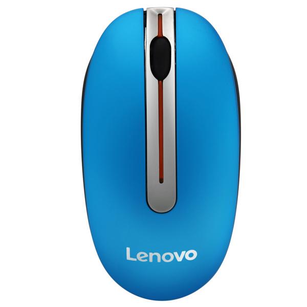 Мышь беспроводная Lenovo N3903 Coral Blue (888013578)