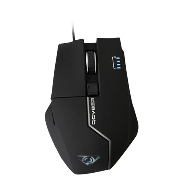 Игровая мышь Qcyber ZORG QC-02-004DV02