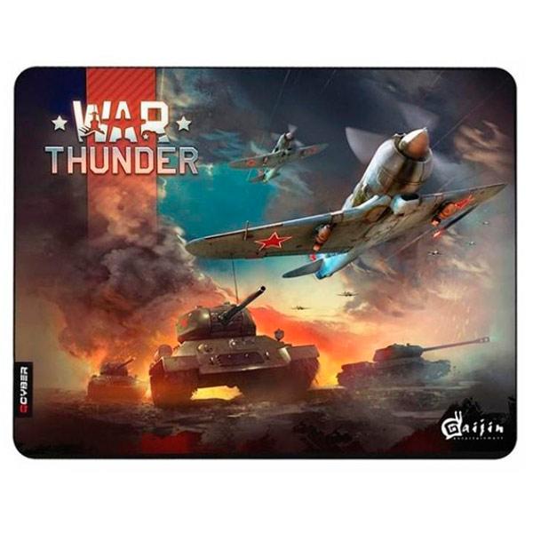 Игровой коврик Qcyber Crossfire Expert War Thunder (QC-04-002DV03)