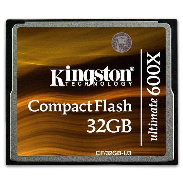 Kingston CF/32GB-U3