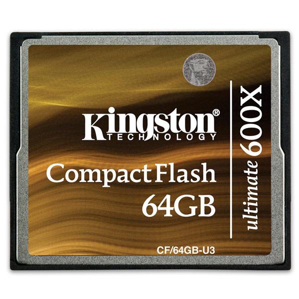 Kingston CF/64GB-U3