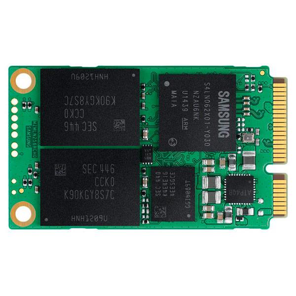 Внутренний SSD накопитель SamsungВнутренние SSD накопители<br>Вид гарантии: по чеку,<br>Форм-фактор: M.2 Type 2280 B&amp;M Key,<br>Страна: КНР,<br>Серия: 850 EVO,<br>Макс. скорость записи: 520 МБ/сек,<br>Гарантия: 5 лет,<br>Жесткий диск (SSD): 120 ГБ,<br>Макс. скорость чтения: 540 МБ/сек,<br>Наработка на отказ (часов): 1500000,<br>Тип флеш-памяти: TLC,<br>Интерфейс подключения: mSATA,<br>Толщина: 3,85 мм,<br>Адаптер до 9 мм: доп. опция,<br>Адаптер на 3.5: доп. опция<br>