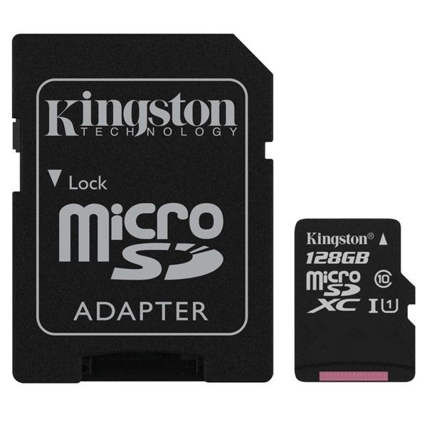 Карта памяти SDHC Micro Kingston от М.Видео