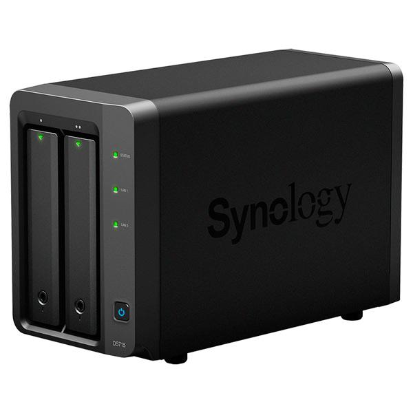 Сетевое хранилище данных SynologyСетевые хранилища данных<br>Работа под Windows: XP, Vista, Windows 7, 8, 10,<br>Встроенный RAID контроллер: Да,<br>Корпусной вентилятор: 1,<br>Работа под Mac OS: X 10.5 и выше,<br>Интерфейс связи с ПК: LAN,<br>Габаритные размеры (В*Ш*Г): 16*11*24 см,<br>Поддержка Gigabit LAN: Да,<br>Вес: 1690 г,<br>Порт LAN: 2,<br>Встроенный FTP-сервер: Да,<br>Резервное копирование данных: Да,<br>Жесткий диск (HDD): 2 х 8 ТБ (доп. опция),<br>Кабель USB: доп.опция,<br>Вид гарантии: по чеку,<br>Серия: DS,<br>Питание от сети 220 В: Да,<br>Гарантия: 3 года,<br>Страна: Тайвань<br>