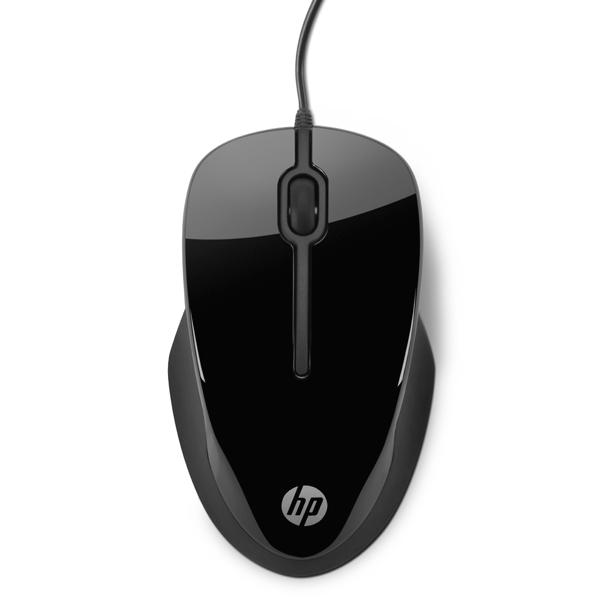 Мышь проводная HP