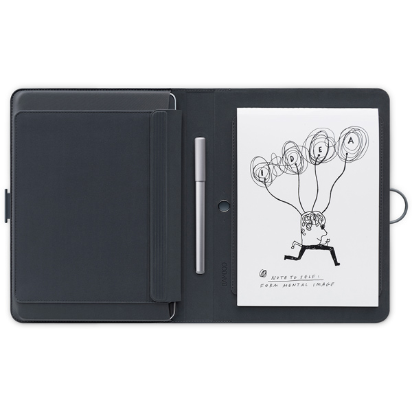 Wacom, Планшет, Bamboo Spark tablet sleeve (CDS-600P)