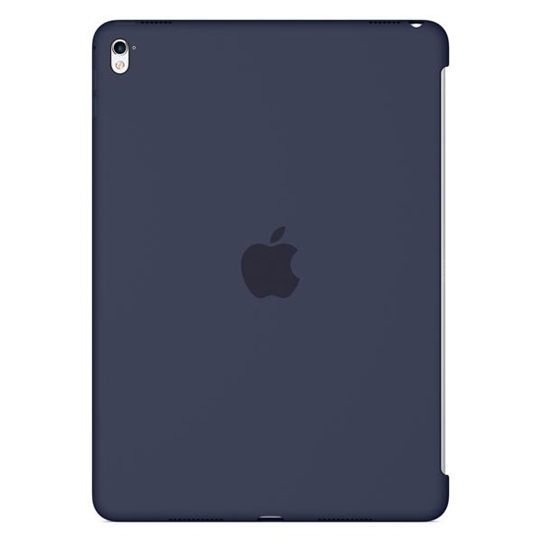 Кейс для iPad Pro AppleКейсы для iPad<br>Отверстие для подзарядки: Да,<br>Материал корпуса: силикон,<br>Отв. для кнопок управления: Да,<br>Кейс д/пл. комп.: iPad Pro 9.7,<br>Вид гарантии: по чеку,<br>Серия: Silicone Case,<br>Отв. для встр. камеры: Да,<br>Количество отделений: 1,<br>Страна: КНР,<br>Цвет: темно-синий<br><br>Цвет : темно-синий