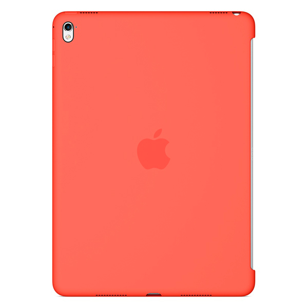 Кейс для iPad Pro AppleКейсы для iPad<br>Отверстие для подзарядки: Да,<br>Материал корпуса: силикон,<br>Количество отделений: 1,<br>Серия: Silicone Case,<br>Отв. для встр. камеры: Да,<br>Кейс д/пл. комп.: iPad Pro 9.7,<br>Гарантия: 1 год,<br>Отв. для кнопок управления: Да,<br>Вид гарантии: по чеку,<br>Цвет: оранжевый,<br>Базовый цвет: другие цвета,<br>Страна: КНР<br>