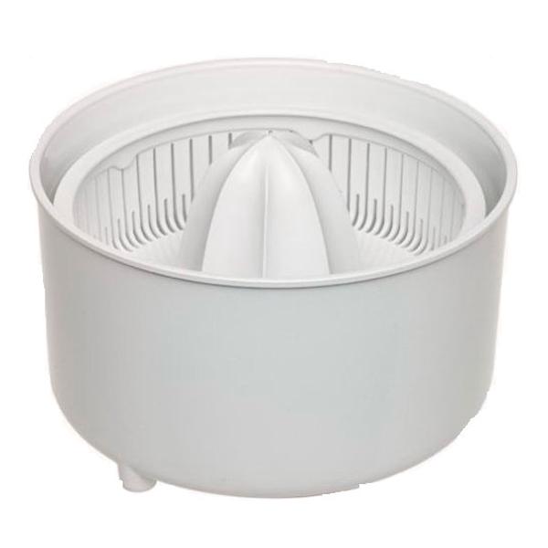 Насадка для кухонного комбайна BoschНасадки и наборы для мясорубок<br>Цвет: белый,<br>Количество насадок: 1,<br>Серия: MUM4,<br>Страна: Словения,<br>Соковыжималка д/цитрусовых: Да<br><br>Цвет : белый
