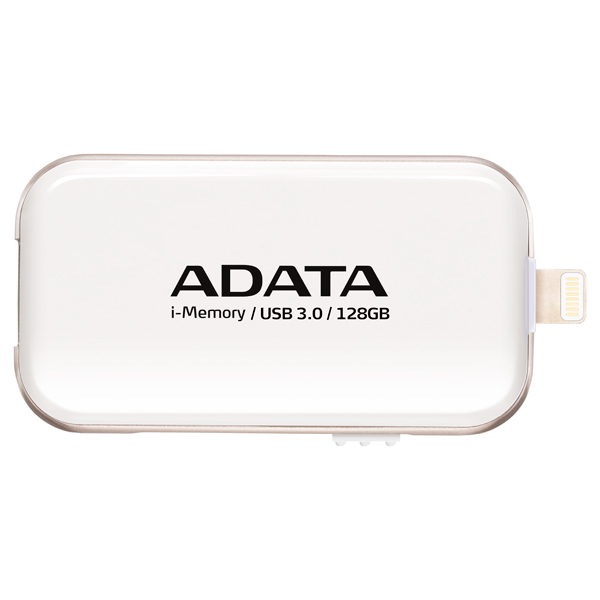 Флэш диск для Apple ADATA AUE710-128G-CWH