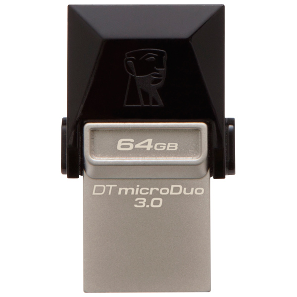 Флэш диск OTG Kingston DTDUO3/64GB