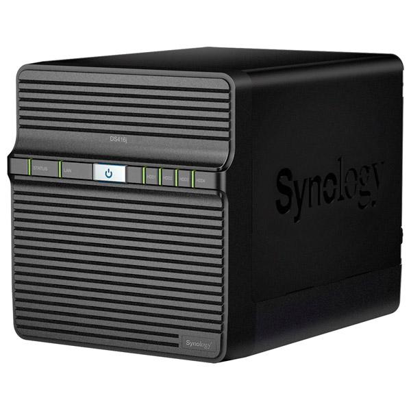 Сетевое хранилище данных SynologyСетевые хранилища данных<br>Вес: 2210 г,<br>Вид гарантии: по чеку,<br>Программное обеспечение: в комплекте,<br>Встроенный FTP-сервер: Да,<br>Жесткий диск (HDD): 4 х 8 ТБ (доп. опция),<br>Поддержка Gigabit LAN: Да,<br>Интерфейс связи с ПК: RJ-45,<br>Резервное копирование данных: Да,<br>Кабель RJ-45: в комплекте,<br>Гарантия: 2 года,<br>Кабель USB: доп.опция,<br>Страна: Тайвань,<br>Интерфейс HDD: SATA,<br>Блок питания: в комплекте,<br>Серия: DiskStation,<br>Питание от сети 220 В: Да,<br>Встроенный RAID контроллер: Да,<br>Порт LAN: 1,<br>Цвет: черный,<br>Порт USB 2.0: 1<br>
