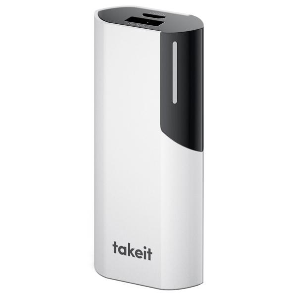 Внешний аккумулятор Takeit