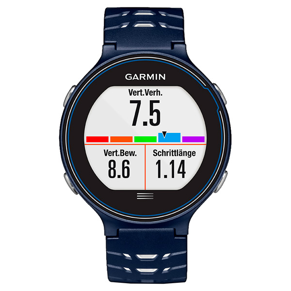 Спортивные часы Garmin Forerunner 630 Midnight Blue (010-03717-21) умные часы garmin forerunner 235 black grey 010 03717 55