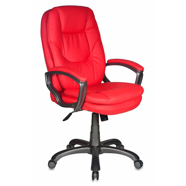Кресло компьютерное БюрократКресла для компьютера<br>Материал подлокотников: экокожа/пластик,<br>Цвет подлокотников: красный,<br>Страна: Россия,<br>Количество колес: 5,<br>Цвет: красный,<br>Газовый лифт: Да,<br>Вес: 18.6 кг,<br>Цвет сиденья: красный,<br>Регул. сиденья по высоте: Да,<br>Колесики для перемещения: Да,<br>Материал сиденья: экокожа,<br>Высота: 75 см,<br>Цвет спинки: красный,<br>Глубина: 38 см,<br>Материал спинки: экокожа,<br>Ширина: 67 см,<br>Габаритные размеры (В*Ш*Г): 75*67*38 см,<br>Максимальная нагрузка: 120 кг,<br>Вид гарантии: по чеку,<br>Механизм качания: Да<br><br>Ширина см: 67<br>Вес кг: 18.6<br>Глубина см: 38<br>Высота см: 75<br>Цвет : красный