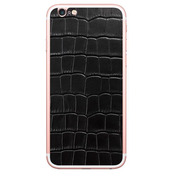 Чехол для сотового телефона GlueskinЧехлы для телефонов<br>Страна: Россия,<br>Вес: 30 г,<br>Материал чехла: кожа,<br>Количество в упаковке: 1 шт,<br>Кейс для смартфона: iPhone 6 Plus/ 6s Plus,<br>Тип корпуса: кожаная наклейка,<br>Серия: Glueskin,<br>Цвет: черный,<br>Для моделей с диаг. экрана: 5.5,<br>Отв. для встр. камеры: Да,<br>Горизонтальное размещение: Да<br><br>Вес г: 30<br>Цвет : черный