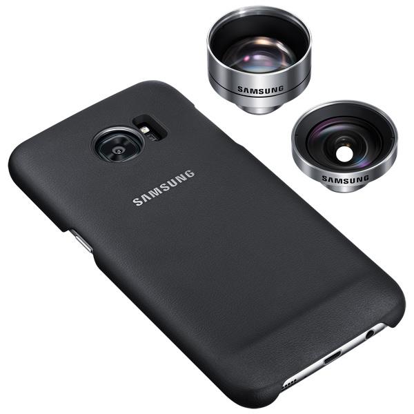 Samsung Lens Cover S7 Edge (ET-CG935DBEGRU)