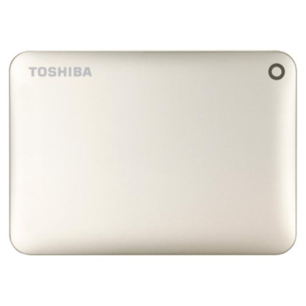 Внешний жесткий диск 2.5 ToshibaВнешние жесткие диски 2.5<br>Вид гарантии: гарантийный талон,<br>Габаритные размеры (В*Ш*Г): 78*109*19 мм,<br>Кабель USB 3.0: в комплекте,<br>Серия: Canvio Connect ll,<br>Интерфейс связи с ПК: USB 3.0/ USB 2.0,<br>Цвет: золотистый,<br>Удаленный доступ: Да,<br>Резервное копирование данных: Да,<br>Работа под Windows: XP, Vista, Windows 7, 8,<br>Работа под Mac OS: X 10.6 и выше,<br>Жесткий диск (HDD): 2 ТБ,<br>Тип HDD: 2.5 внешний,<br>Питание от USB порта: Да,<br>Страна: КНР,<br>Макс. скорость передачи данных: 5 Гбит/сек,<br>Вес: 230 г,<br>Материал корпуса: пластик<br><br>Вес г: 230<br>Цвет : золотистый