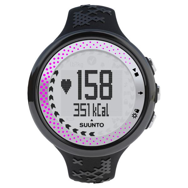 Спортивные часы Suunto M5 Women Black/Silver (SS020233000)