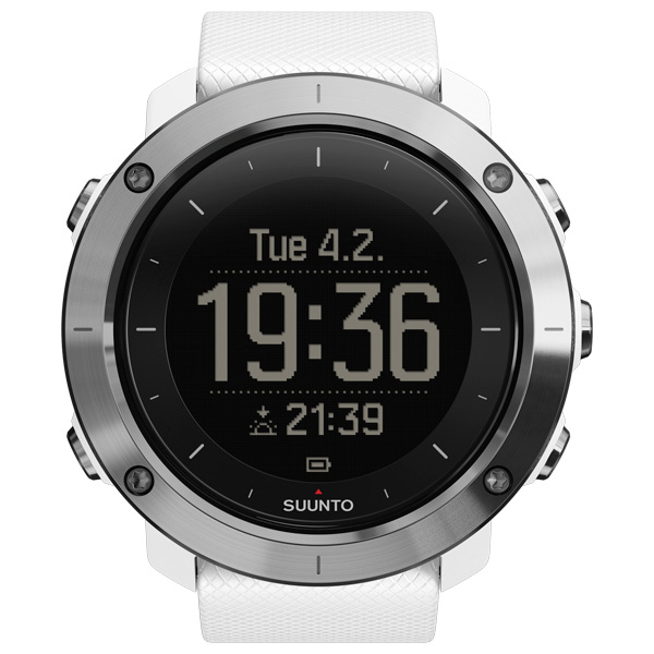 Спортивные часы Suunto Traverse White (SS021842000) бусы из имитации янтаря юрмала