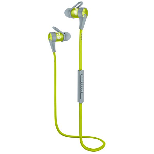 Спортивные наушники Bluetooth Philips