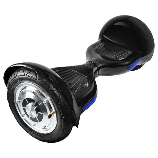 Гироскутер 10 дюймов iconBIT Smart Scooter 10 Black (SD-0004К) iconbit smart scooter black sd 0032k