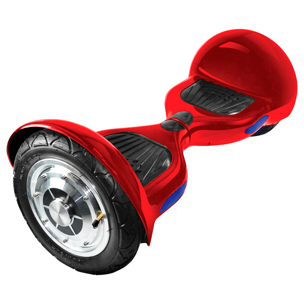 Гироскутер 10 дюймов iconBIT Smart Scooter 10 Red (SD-0004R) iconbit smart scooter black sd 0032k