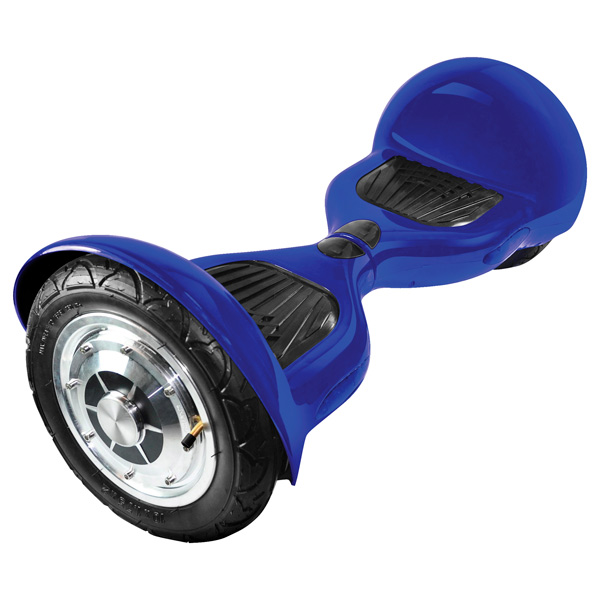 Гироскутер 10 дюймов iconBIT Smart Scooter 10 Blue (SD-0004B) iconbit smart scooter black sd 0032k