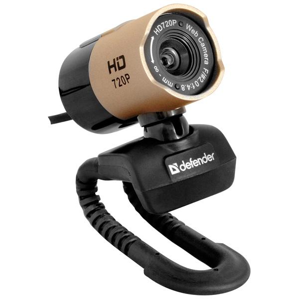 Web-камера Defender G-lens 2577 HD720p (63177)