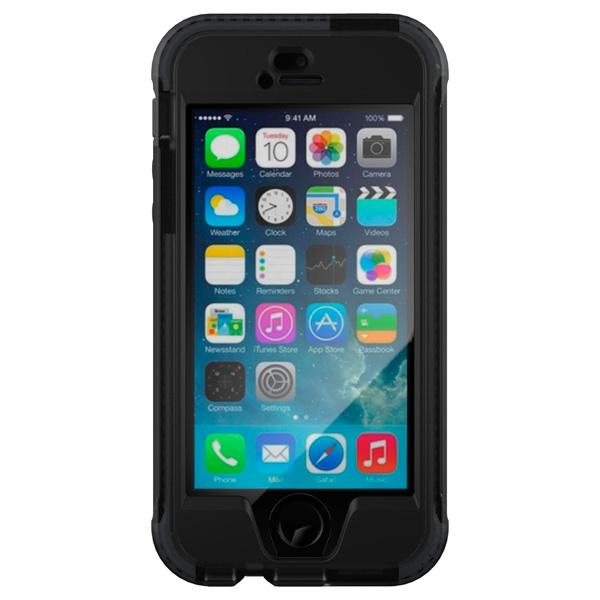 Tech21, Кейс для iphone, T21-3915 Patriot Smokey Grey