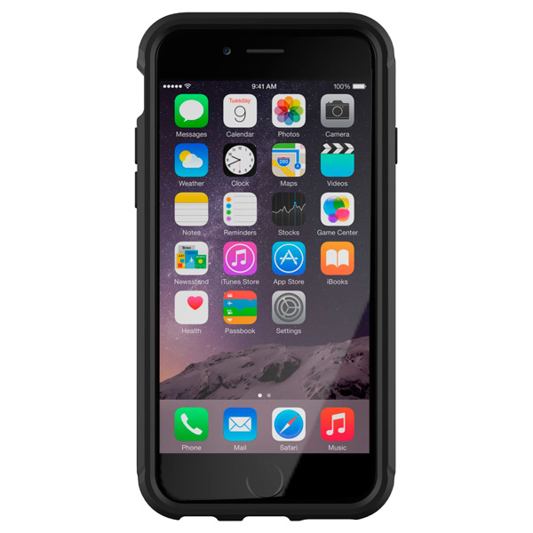 Кейс для iPhone Tech21 T21-5099 Black кейс для iphone tech21 t21 5396 black