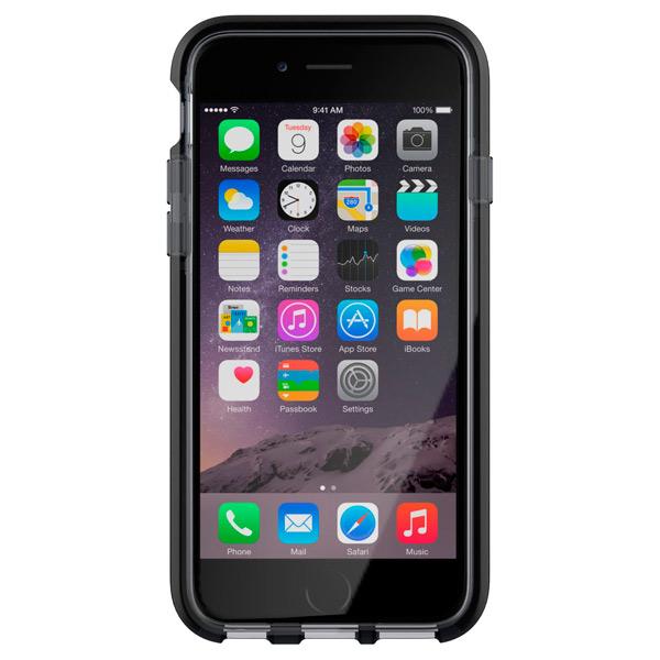 Кейс для iPhone Tech21 T21-5150 Smokey/Black кейс для iphone tech21 t21 5396 black