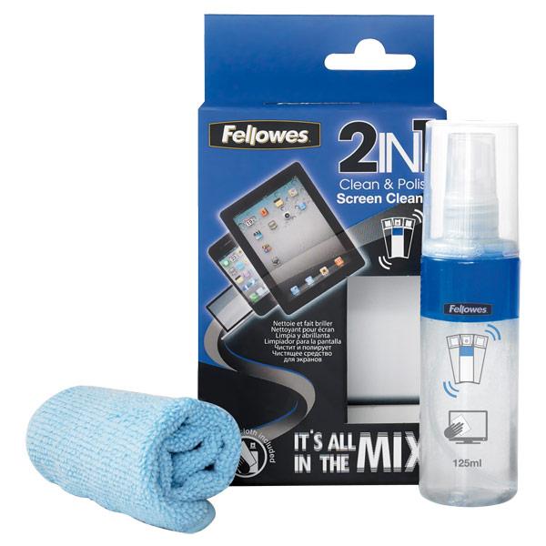 Чистящее средство для цифровой техники Fellowes FS-99221