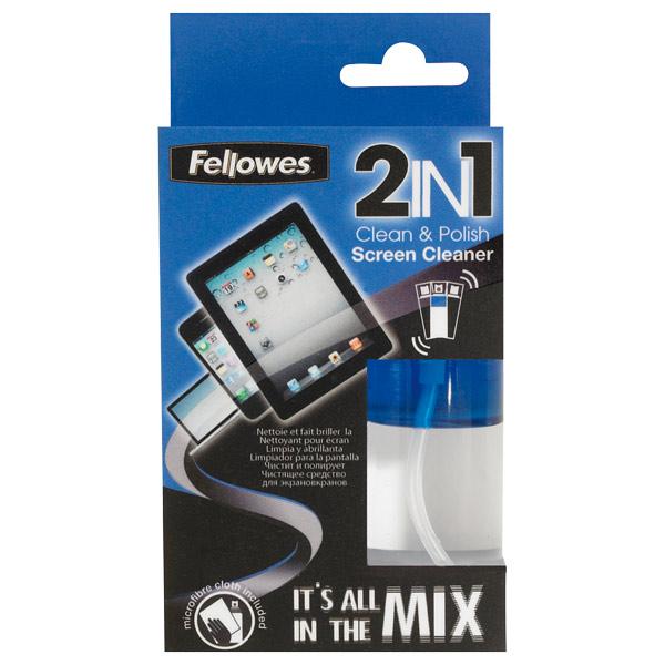 Чистящее средство для цифровой техники Fellowes