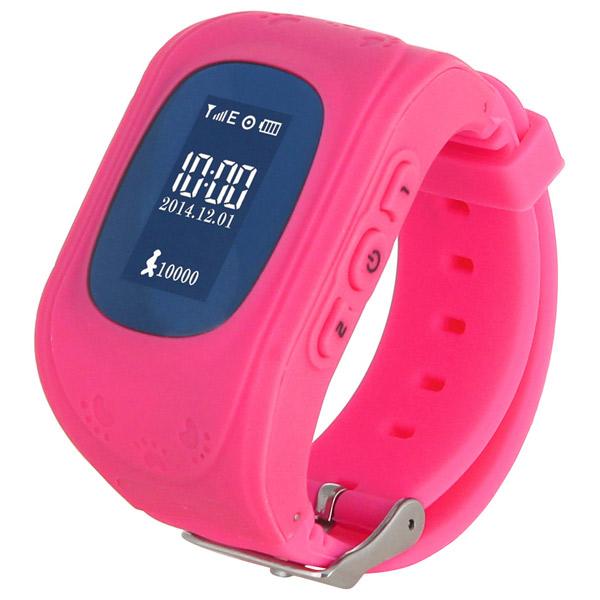 Часы с GPS трекером Кнопка Жизни