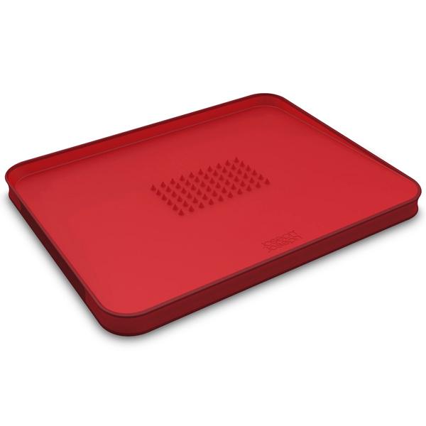 Доска разделочная Joseph Joseph Cut&Carve Plus Red (60004)