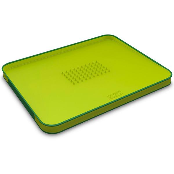 Доска разделочная Joseph Joseph Cut&Carve Plus Green (60001)