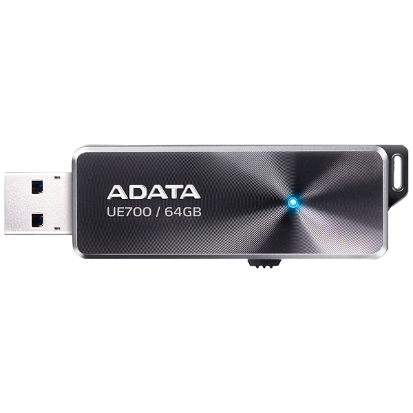 ADATA DashDrive Elite UE700 Black 64GB (AUE700-64G-CBK)