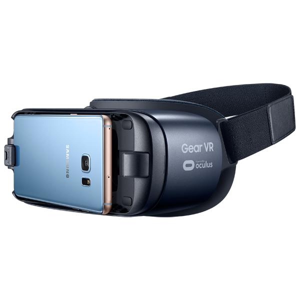 Очки виртуальной реальности Samsung Gear VR SM-R323 Blue Black ... 69c85c29b0cce