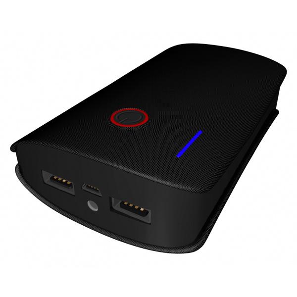 Внешний аккумулятор iconBIT FTB6000SF 6000 mAh